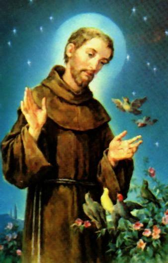 San Francisco de Asis (1182 - 1226)  - El Santo que hablaba con los Animales