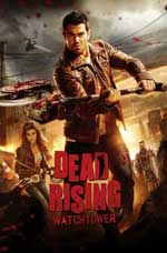 El Levantamiento de los Muertos Torre de Vigilancia (2015) DVDRip Latino