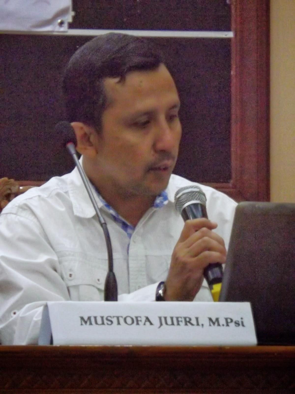 Mustofa Jufri M.Si.