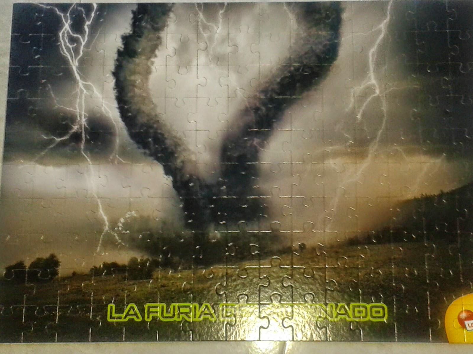 il fenomeno del tornado - lisciani