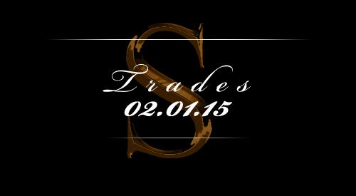 Trades 02.01.15 + обзор овернайтов