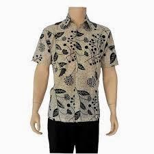Model baju batik untuk kerja