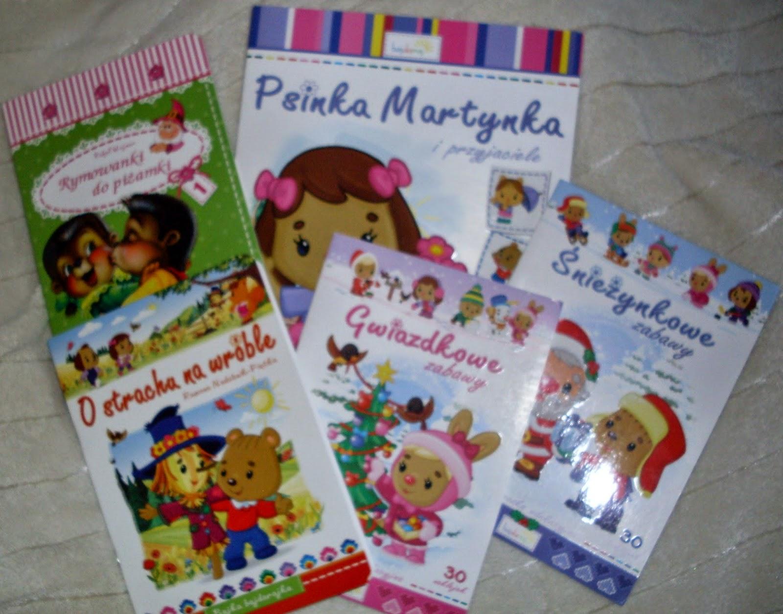 http://annasikorska.blogspot.com/2015/01/ksiazeczki-edukacyjne-wydawnictwa.html