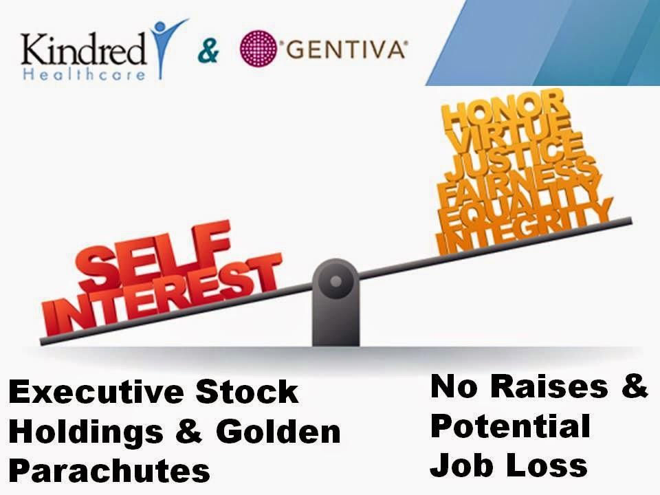 Gentiva stock options