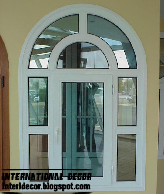 New aluminum windows frames systems interior designs for Decor systems