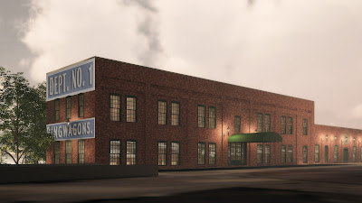 GM Plans to Renovate Durant-Dort Factory One near Downtown Flint