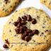 Biscotti sesamo, sale e cioccolato