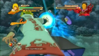 Games Naruto Shippuden Ultimate Ninja Storm 3 Full Burst