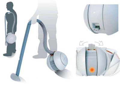 Cool Vacuum Cleaners and Creative Vacuum Cleaner Designs (12) 8