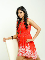 Actress Chandini latest glam pics-cover-photo