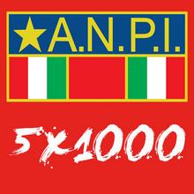 Sostieni l'ANPI con il 5x1000