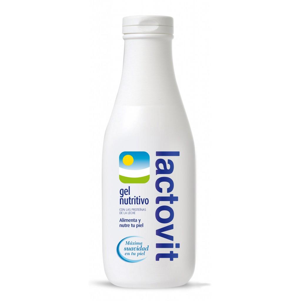 All you need is stuff gel de ducha lactovit - Gel de bano sin productos quimicos ...