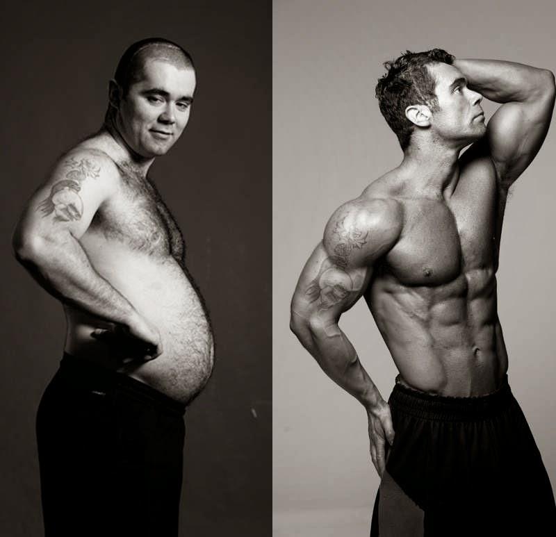 هل تريد تضخيم العضلات وحرق الدهون فى نفس الوقت