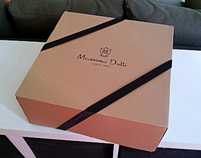 Review mocasines Beefroll Massimo Dutti.