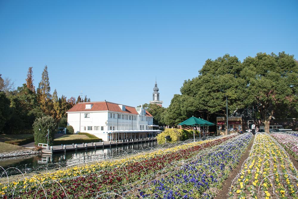 image of amsterdam in japan huis ten bosch