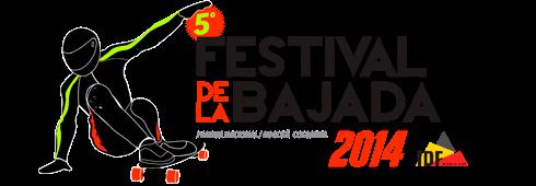 Festival de la bajada 2014 Bogotá