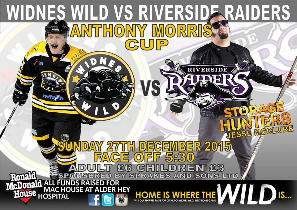 Raiders Line Up Complete For Antony Morris Cup Game At Widnes