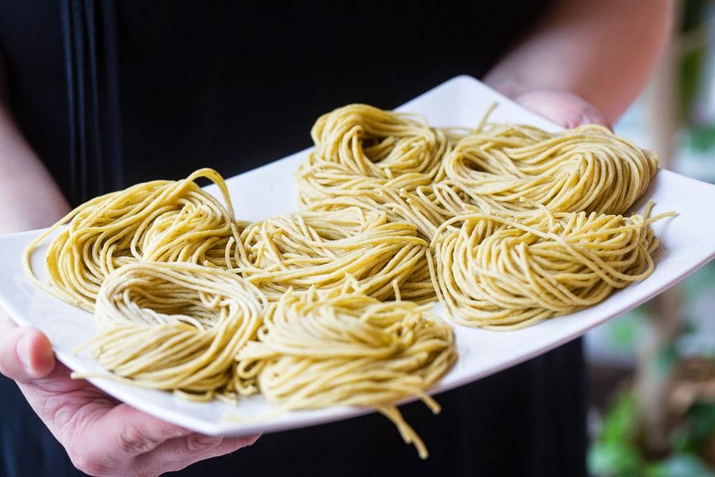 pastakone, spaghetti, philips