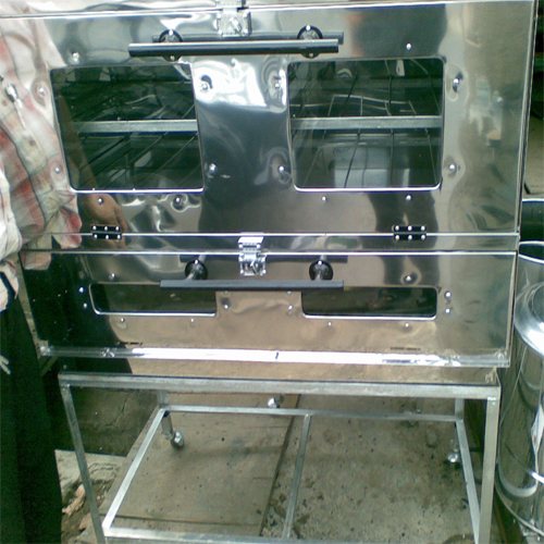 Oven gas p100 oven gas no 1 di indonesia for Daftar harga kitchen set stainless steel