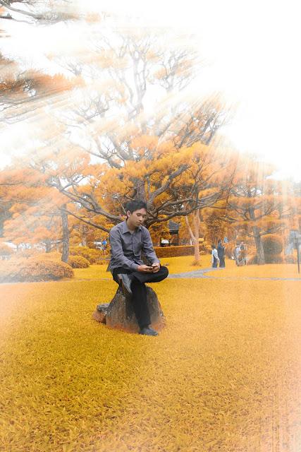 Permalink to Membuat Ray of Light Cahaya Matahari dengan photoshop
