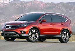 Daftar Harga Mobil Honda CRV
