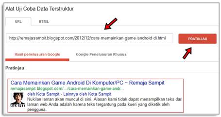 Cara Menampilkan Foto Profil Google+ Di Hasil Pencarian