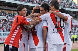 River Plate vuelve al liderato en la Segunda División