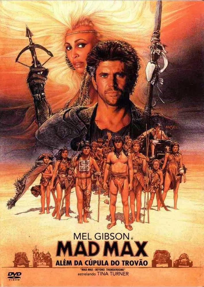 Mad Max 3: Além da Cúpula do Trovão – Dublado (1985)