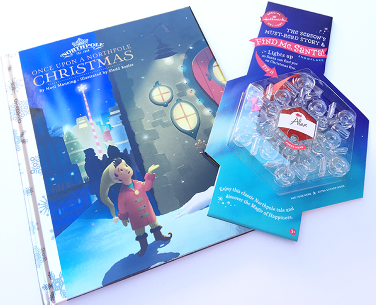 Once Upon a Northpole Christmas by Noel Manning book