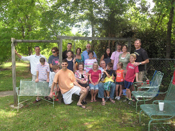 My Family Easter 2011