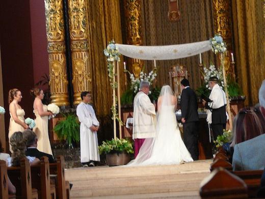 My Jewish Fiance Has Agreed To A Catholic Church Wedding