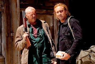 Entah apa yang terjadi dengan Nicolas Cage sampai dirinya terjebak dalam film  REVIEW : DRIVE ANGRY