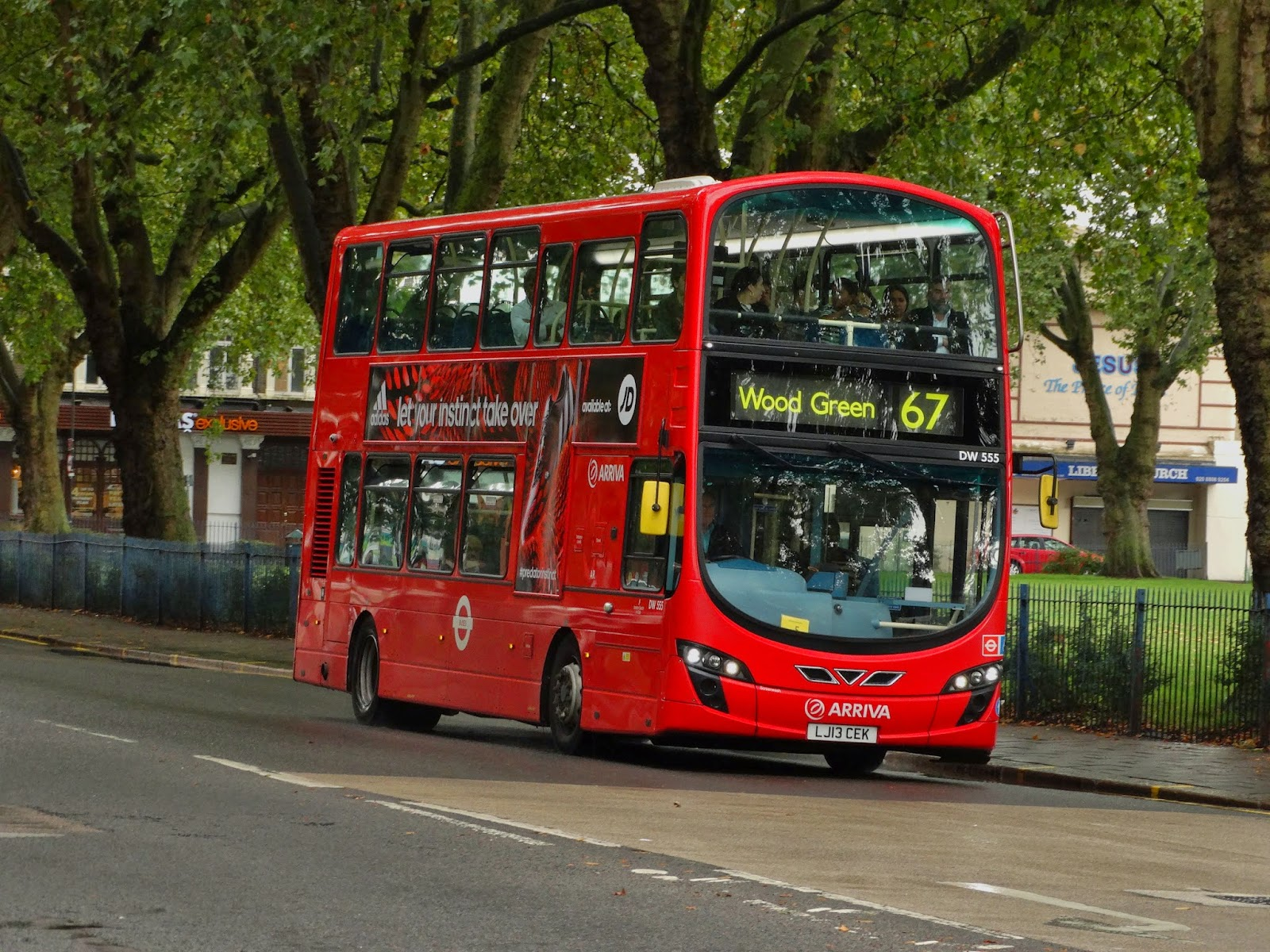 London Connected: Gallery: Routes 1-99
