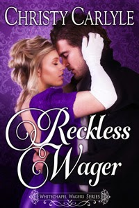 Reckless Wager is available now!