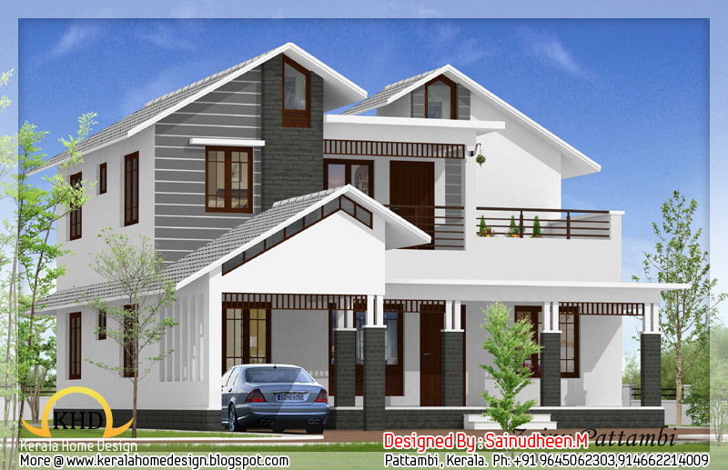 Beautiful House Elevation Designs Indian Home Decor