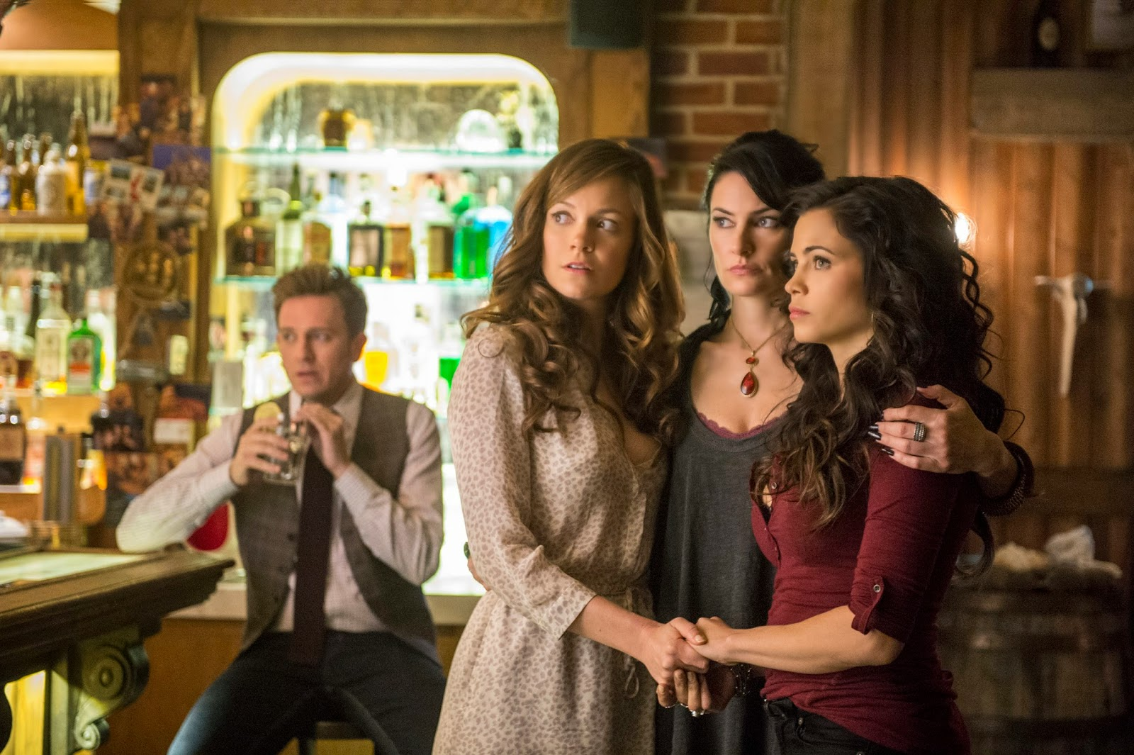 Witches of East End is back on Lieftime
