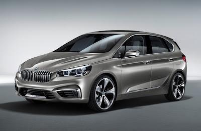 BMW Concept Active Tourer - coches motos y mas