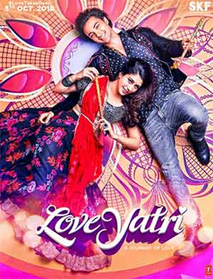 Loveyatri 2018 Hindi Full Movie Pre DVDRip 720p