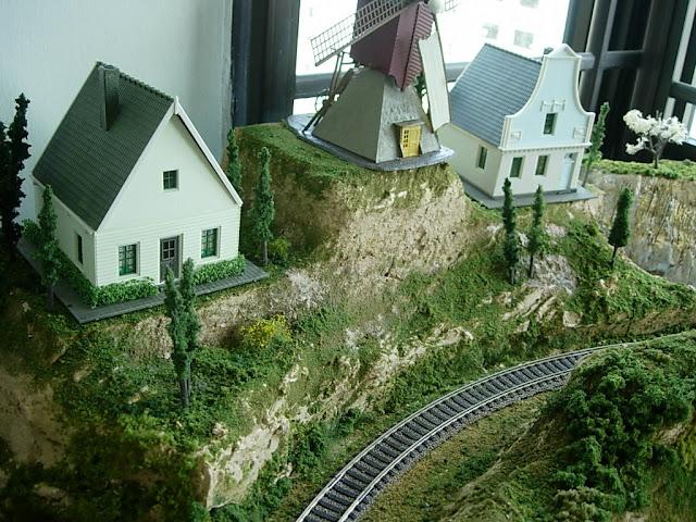Model Railroad Model Kit