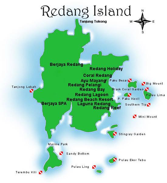 Redang Island Malaysia  city pictures gallery : cantik ke pulau redang ni
