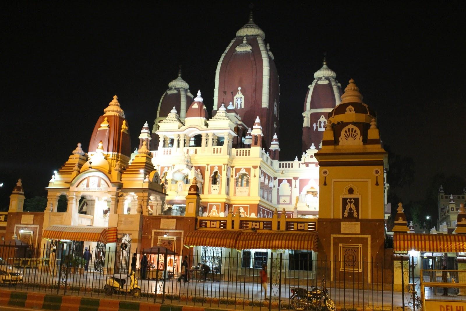 Lakshmi-Narayan templom
