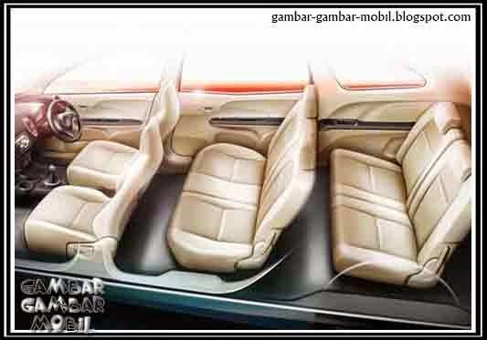 gambar interior mobil honda mobilio