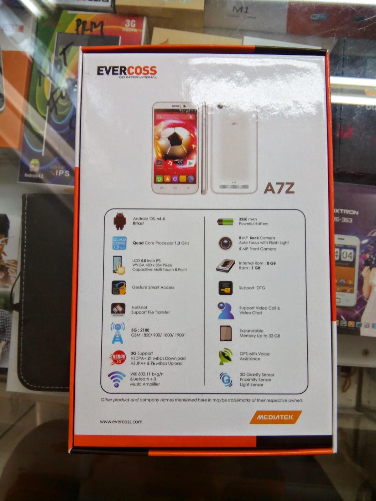Cara Root Evercoss A7Z Zeus Tanpa PC Terbaru