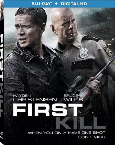 First Kill (El último disparo/En defensa propia) (2017) 720p y 1080p BDRip mkv Dual Audio AC3 5.1 ch