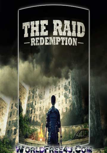Poster Of The Raid Redemption (2011) Full Movie Hindi Dubbed Free Download Watch Online At worldfree4u.com