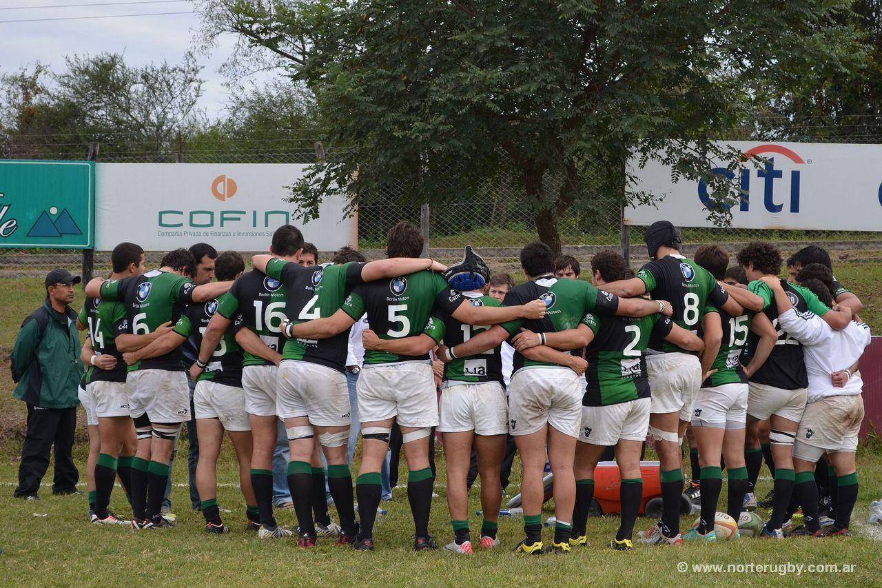 Tucumán Rugby venció a Tigres