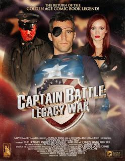 Ver online: Captain Battle: Legacy War (2013)