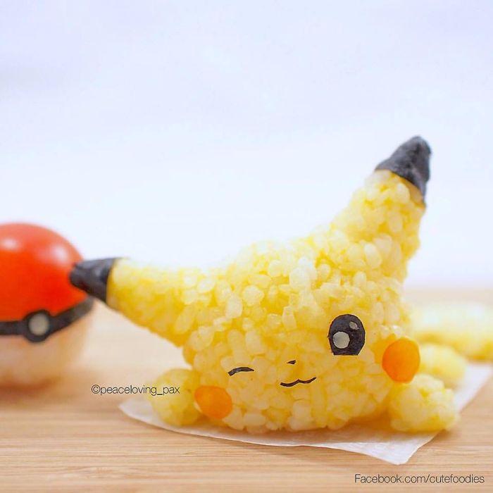 11-Pikachu-Nawaporn-Pax-Piewpun-aka-Peaceloving-Pax-Food-Art-Inspiration-for-your-Bento-Box