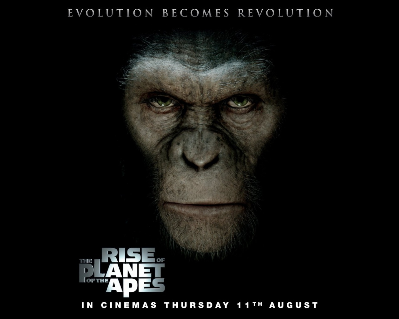 Rise Of The Planet of Apes (2011) TS