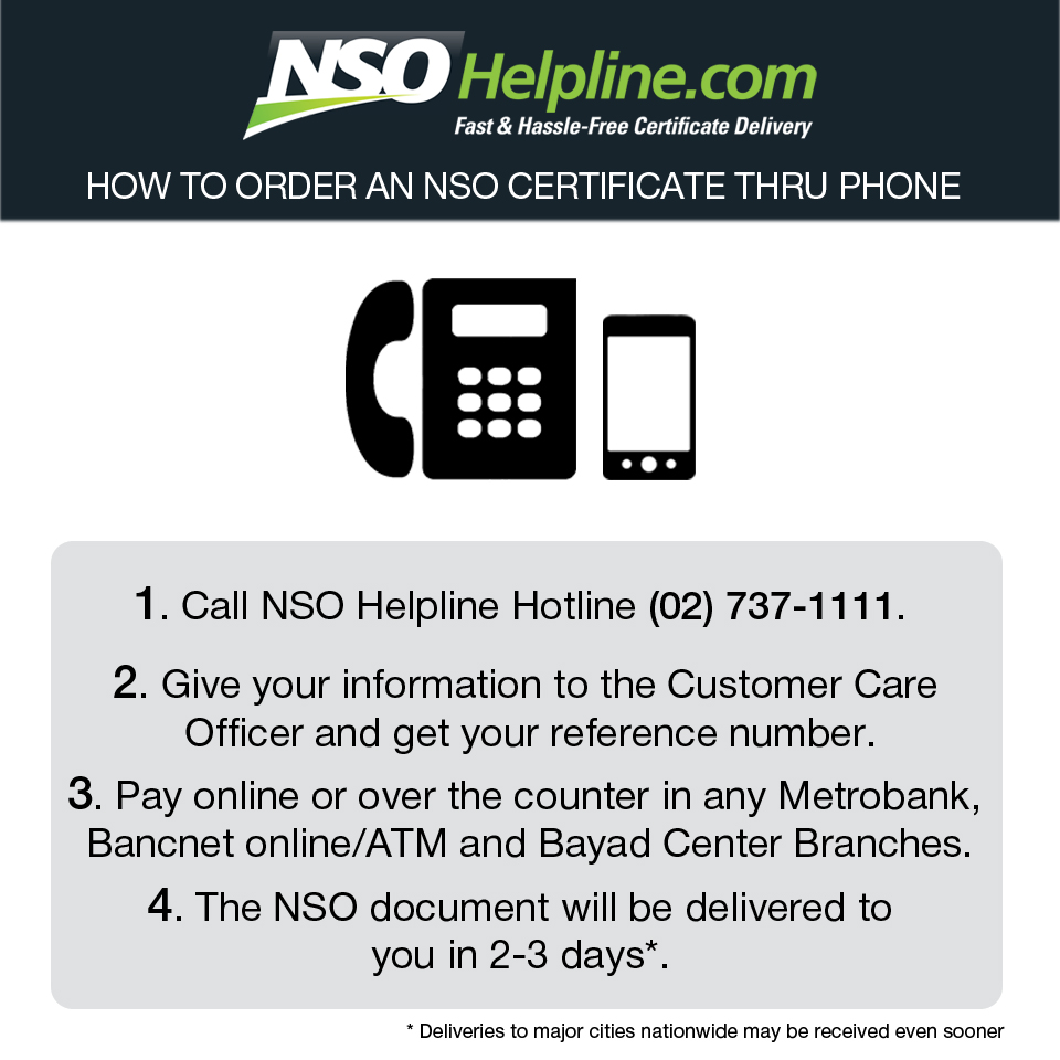 Nso helpline fast hassle free certificate delivery its introducing nsohelpline the new encompassing service established on the trusted nationwide door to door delivery of nso certificates within 2 3 days xflitez Choice Image